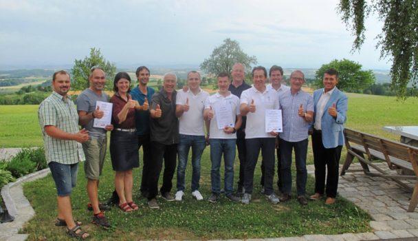UEP Kooperation Mühlviertler Alm – Strudengau