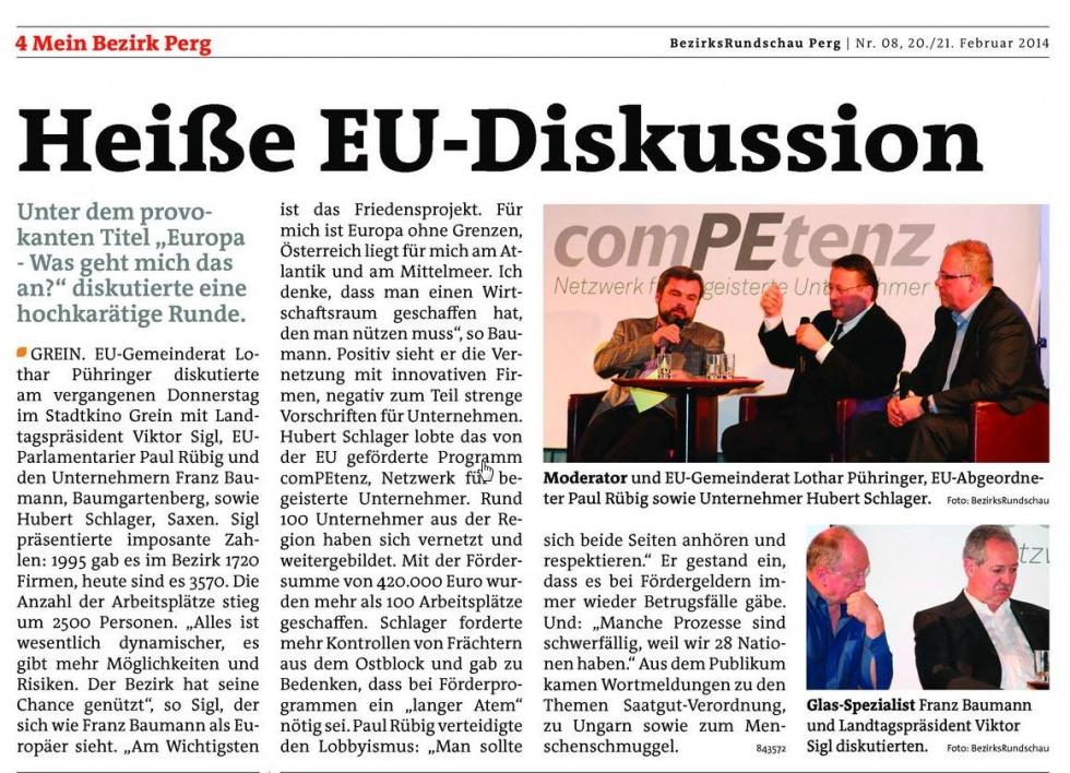 Rundschau Woche 8 2014