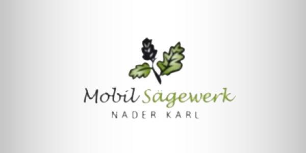 Mobil Sägewerk Nader Karl