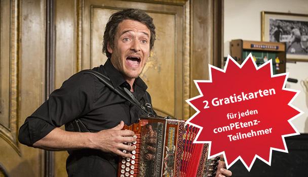 """Kabarett """"Edelschrott"""", Christof Spörk, 17. Juni 2014"""
