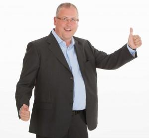 comPEtenz-Obmann Hubert Schlager ist begeisterter Unternehmer