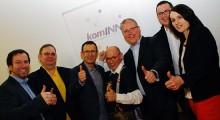 Auftaktveranstaltung komINN am 27. 1. 2014 im Techno-Z Ried i. I.