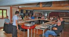 Besuch bei Rosensteiner GmbH